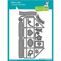 Lawn Fawn - Lawn Cuts - Dies - Mini Pop-Up Box