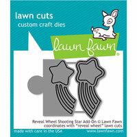 Lawn Fawn - Lawn Cuts - Dies - Reveal Wheel - Shooting Star Add-On