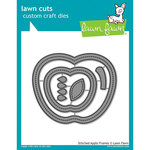 Lawn Fawn - Lawn Cuts - Dies - Stitched - Apple Frames