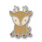 Lawn Fawn - Enamel Pin - Hello Deer