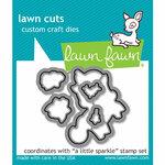 Lawn Fawn - Lawn Cuts - Dies - A Little Sparkle