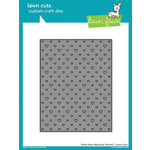 Lawn Fawn - Lawn Cuts - Dies - Polka Heart Backdrop - Portrait