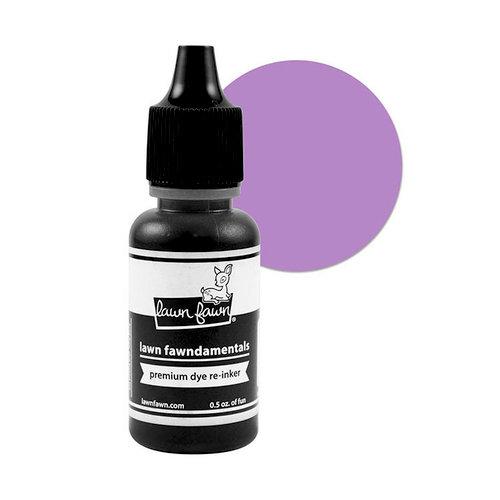 Lawn Fawn - Premium Dye Ink Reinker - Grape Jelly