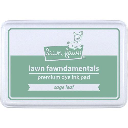 Lawn Fawn - Premium Dye Ink Pad - Sage Leaf