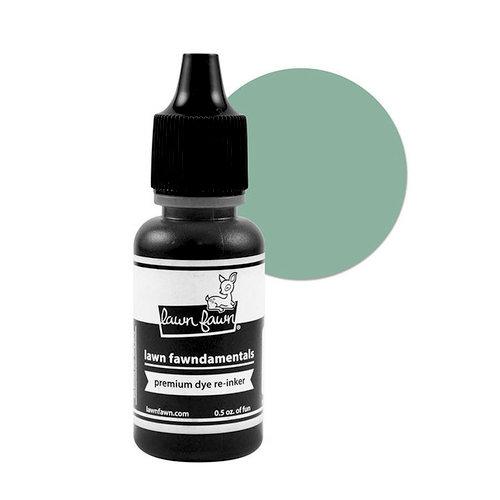 Lawn Fawn - Premium Dye Ink Reinker - Sage Leaf