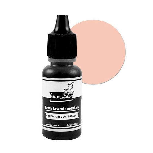 Lawn Fawn - Premium Dye Ink Reinker - Apricot
