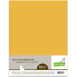 Lawn Fawn - 8.5 x 11 Cardstock - No. 2 Pencil - 10 Pack