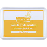 Lawn Fawn - Premium Dye Ink Pad - No. 2 Pencil