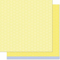 Lawn Fawn - Really Rainbow Scallops Collection - 12 x 12 Double Sided Paper - Sphinx