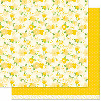 Lawn Fawn - Spring Fling Collection - 12 x 12 Double Sided Paper - Rachel