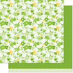 Lawn Fawn - Spring Fling Collection - 12 x 12 Double Sided Paper - Christy