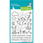 Lawn Fawn - Clear Photopolymer Stamps - Butterfly Kisses