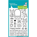 Lawn Fawn - Clear Photopolymer Stamps - Eggstra Amazing Easter