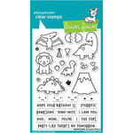 Lawn Fawn - Clear Photopolymer Stamps - Rawrsome