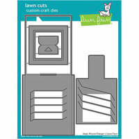 Lawn Fawn - Lawn Cuts - Dies - Magic Picture Changer