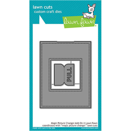 Lawn Fawn - Lawn Cuts - Dies - Magic Picture Changer Add-On