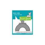 Lawn Fawn - Lawn Cuts - Dies - Reveal Wheel - Semicircle Add-On