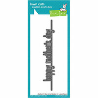Lawn Fawn - Lawn Cuts - Dies - Mother's Day Line Borders
