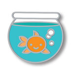 Lawn Fawn - Enamel Pin - It's O-fish-al