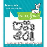 Lawn Fawn - Lawn Cuts - Dies - Tiny Halloween