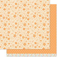 Lawn Fawn - Fall Fling Collection - 12 x 12 Double Sided Paper - Nathan