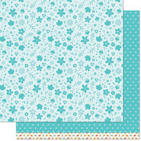 Lawn Fawn - Fall Fling Collection - 12 x 12 Double Sided Paper - Jenn