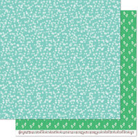 Lawn Fawn - Snow Day Remix Collection - 12 x 12 Double Sided Paper - Mittens Remix