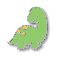 Lawn Fawn - Enamel Pin - Dino-Mite