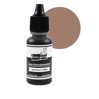 Lawn Fawn - Premium Dye Ink Reinker - Crunchy Leaf