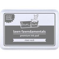 Lawn Fawn - Premium Dye Ink Pad - River Rock