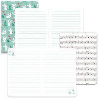 Lawn Fawn - Snow Day Remix - Mini Notebooks - Snow Day Remix