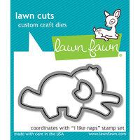 Lawn Fawn - Lawn Cuts - Dies - I Like Naps