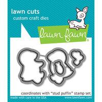 Lawn Fawn - Lawn Cuts - Dies - Stud Puffin