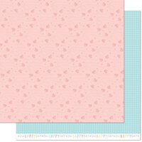 Lawn Fawn - Hello Sunshine Remix Collection - 12 x 12 Double Sided Paper - Mae Remix