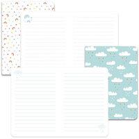 Lawn Fawn - Hello Sunshine Remix Collection - Mini Notebooks - Hello Sunshine Remix