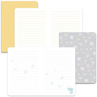 Lawn Fawn - Dandy Day Collection - Mini Notebooks - Dandy Day
