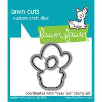 Lawn Fawn - Lawn Cuts - Dies - Year Ten