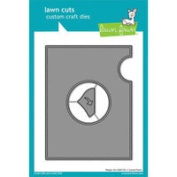 Lawn Fawn - Lawn Cuts - Dies - Magic Iris Add-On