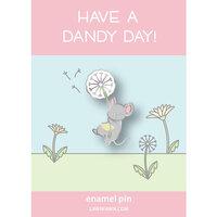 Lawn Fawn - Enamel Pin - Dandy Mouse