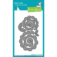 Lawn Fawn - Lawn Cuts - Dies - Rolled Roses