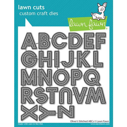 Lawn Fawn - Lawn Cuts - Dies - Oliver