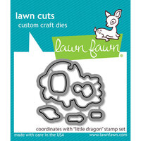 Lawn Fawn - Lawn Cuts - Dies - Little Dragon