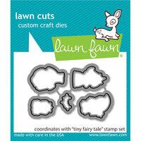 Lawn Fawn - Lawn Cuts - Dies - Tiny Fairy Tale