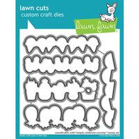 Lawn Fawn - Lawn Cuts - Dies - Simply Celebrate Summer