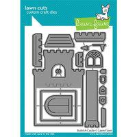 Lawn Fawn - Lawn Cuts - Dies - Build A Castle