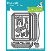 Lawn Fawn - Lawn Cuts - Dies - Build An Aquarium