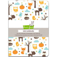Lawn Fawn - Into the Woods Remix - Mini Notebooks