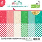 Lawn Fawn - Let it Shine - 6 x 6 Petite Paper Pack