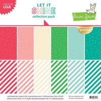 Lawn Fawn - Let it Shine - 12 x 12 Collection Pack