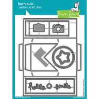 Lawn Fawn - Lawn Cuts - Dies - Shutter Card